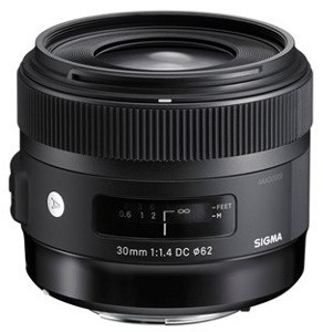 Свежие объективы Sigma AF 60 миллиметров f2.8 DN и AF 30 миллиметров F1.4 DC