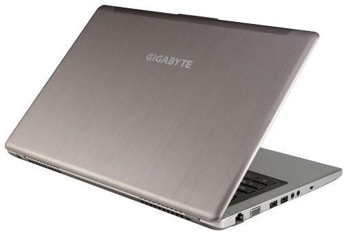 Gigabyte U2442 Extreme: ультрабук с производительной графикой