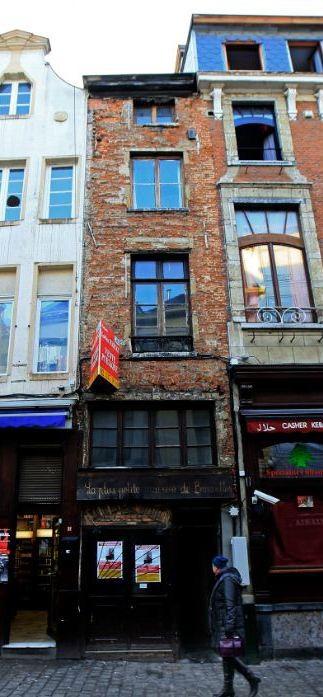 В Бельгии реализуют самый малый дом