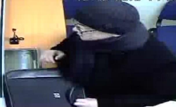 Детали ограбления банка в центре Киева (ФОТО)