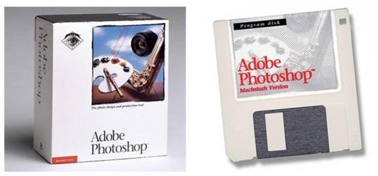 Начальные коды Photoshop вывешены в Сети-интернет