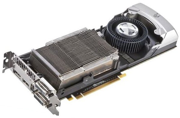 Фото флагмана Nvidiа GeForce GTX Титан