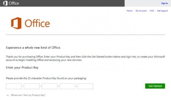 Майкрософт привязала лицензию Офис 2013 к одному ПК