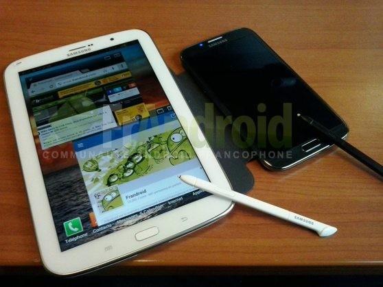 «Самсунг» ахнет по iPod мини невысокой стоимостью Галакси Note 8.0