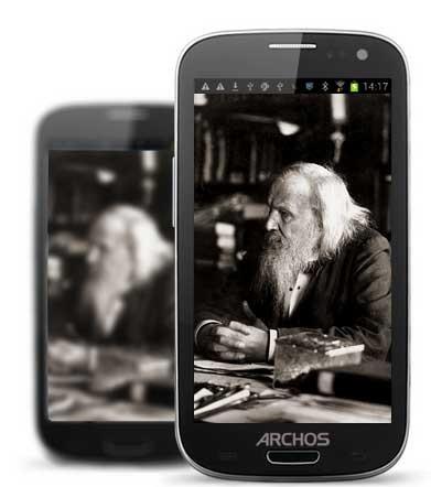 Archos представит  3 собственных первых телефона