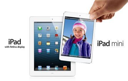 Первая информация о расценках на Эпл iPod Мини с Retina