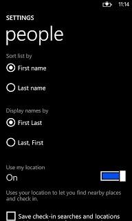 Удар! Виндоус Phone 8 не дает возможность посылать известия!