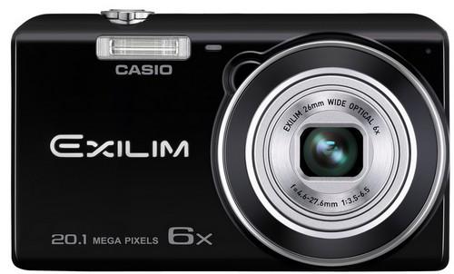Свежие камеры Casio Exilim для новичков фотографов