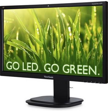 Full HD-монитор с web-камерой, динамиками и подставкой