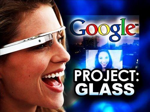 Начался заказ на очки Google Project Glass