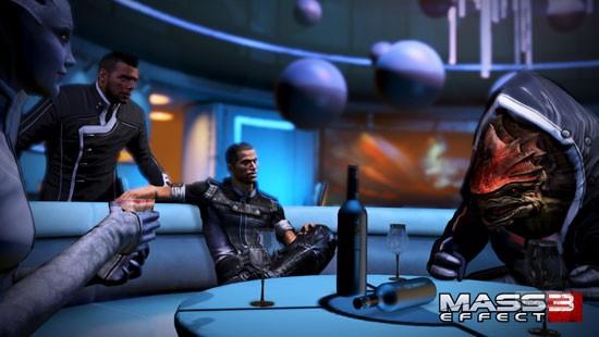 Заключительные DLC для Mass Effect 3