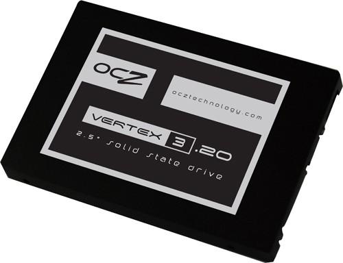 "OCZ Vertex 3.20: 2,5"" SSD на 20-нм чипсетах MLC NAND"