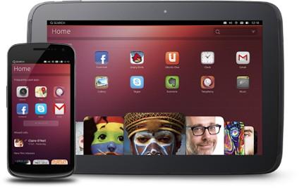 Вышел Ubuntu Touch Developer Preview и SDK Alpha