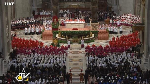 Как в Ватикане молились за быстрейшее избрание нового Отцы