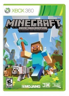 Майкрософт и Mojang произвели дисковую версию Minecraft