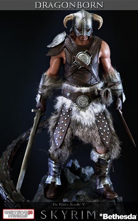 Gaming Heads сделали свежие фигуры к The Elder Scrolls V