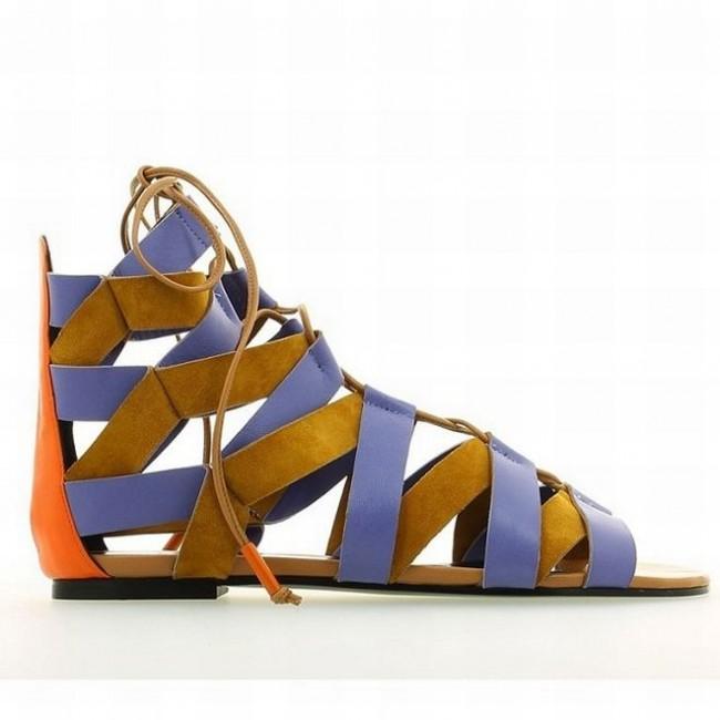 Наиболее популярная женская обувь года весна-лето 2013 (фото)