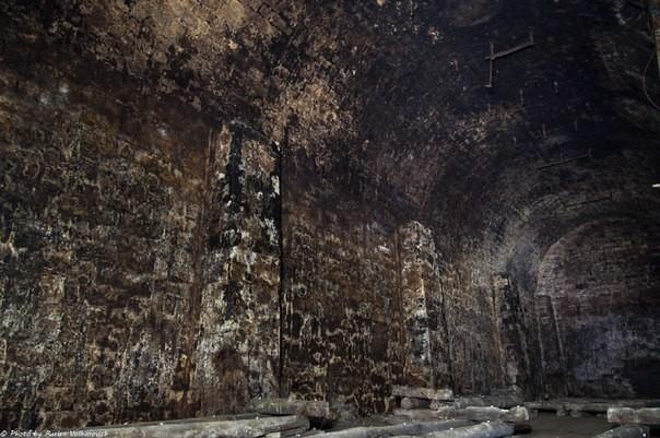 Таинственное одесское подземелье обернуто в урну (ФОТО)