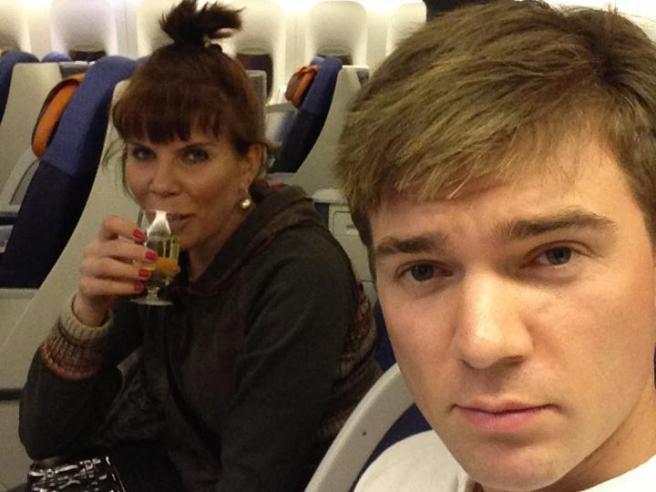 Андрей Искорнев унесся отдыхать на Самуи с матерью (фото)