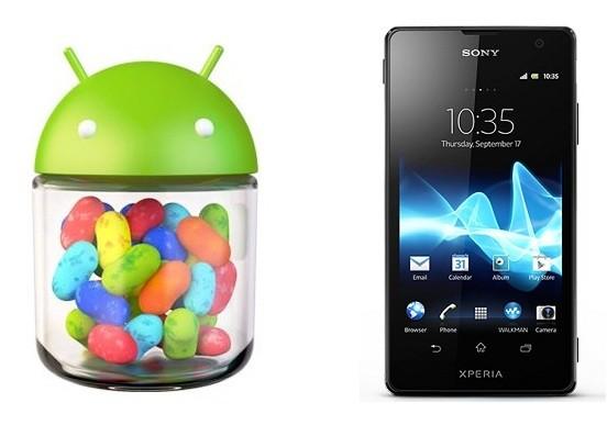Сони начала обновлять Андроид на Xperia TX