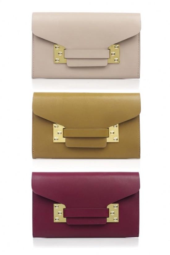 Sophie Hulme продемонстрировала свежую коллекцию сумок (фото)