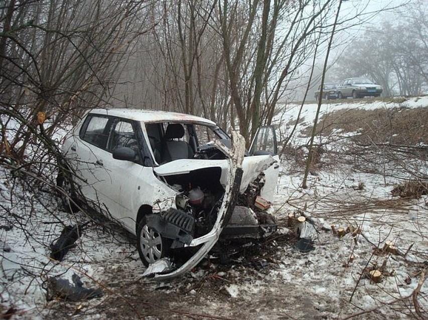На Черкасщине в солидном ДТП были убиты 3 человека