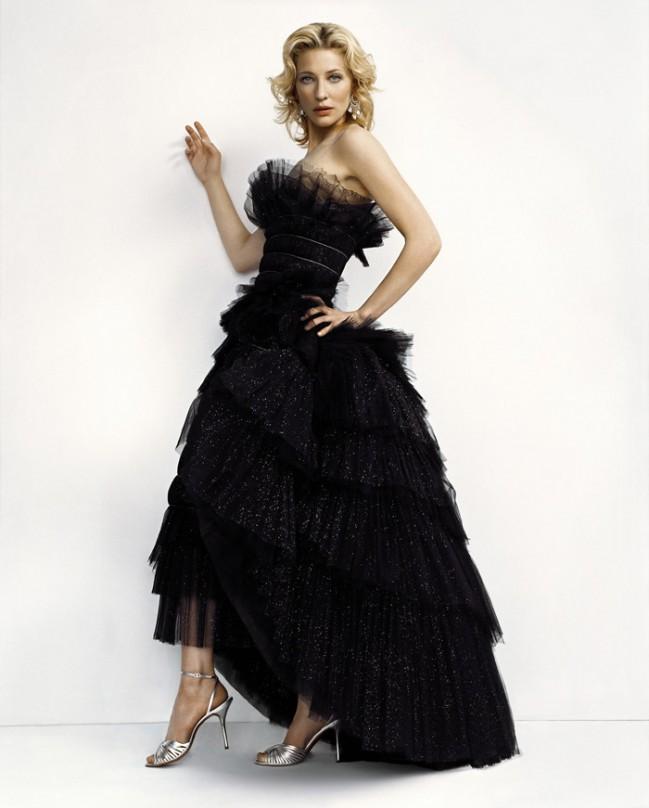 Кейт Бланшетт - свежее лицо запаха Giorgio Armani