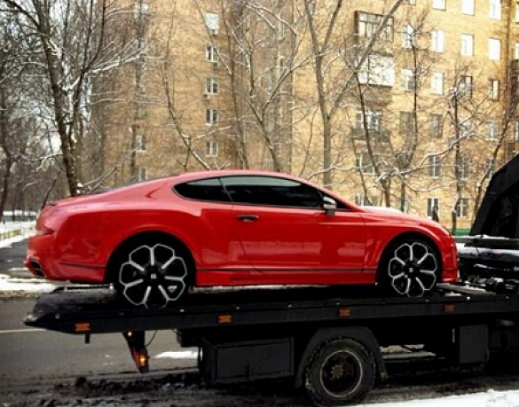 Олег Свобода из-за нехватки денежных средств принужден реализовать собственное авто