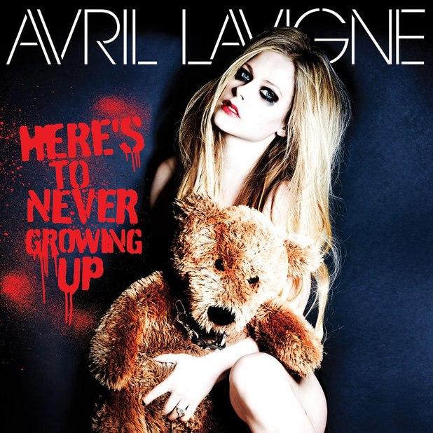 Аврил Лавин обнажилась для обложки нового сингла (фото)