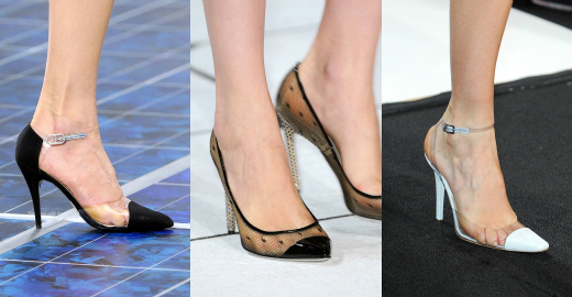 Традиционные туфли-лодочки вновь в моде