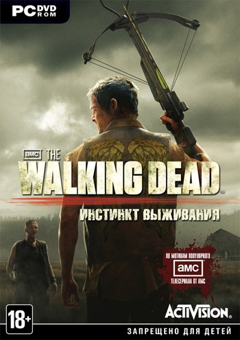 """Игра """"The Walking Dead"""" уже продается"""