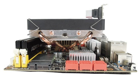 Низкопрофильный вентилятор SlimHero от GELID Solutions
