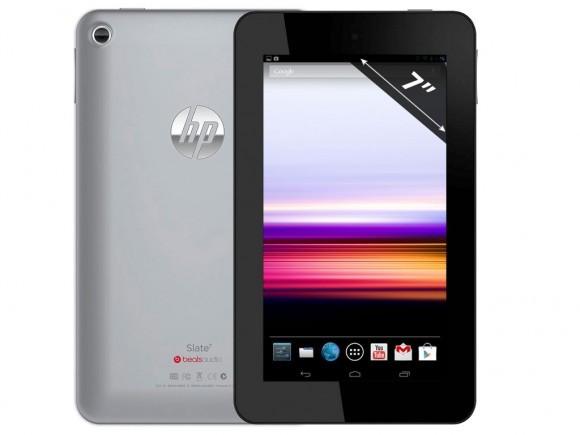 Первый Android-планшет от HP доступен для заказа
