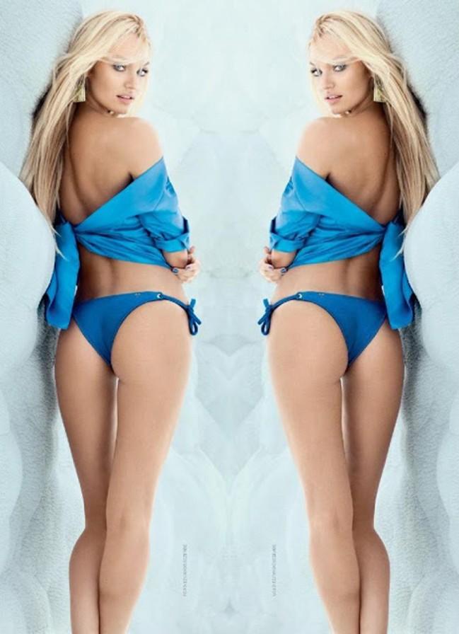 Новая коллекция купальных костюмов Agua De Coco (фото)