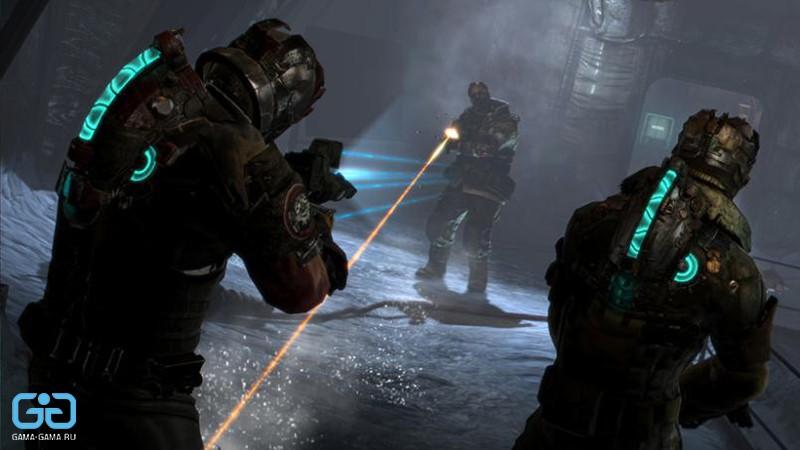 Играя в Dead Space 3, можно выиграть ТВ Philips
