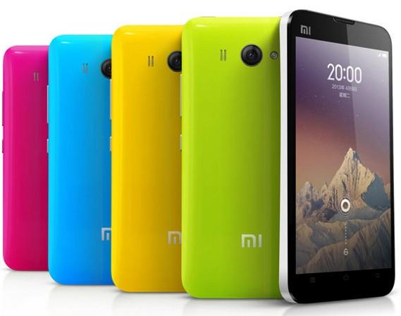 Xiaomi Mi2С передовой телефон на чипсете Snapdragon 600