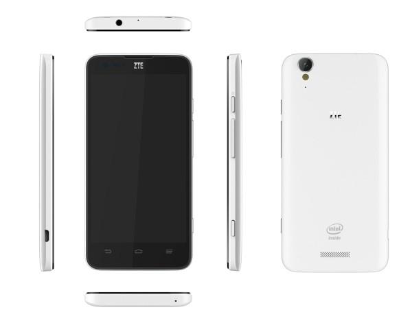 ZTE продемонстрировала собственный Android-смартфон