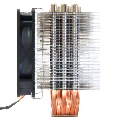 Организация Scythe продемонстрировала микропроцессорный вентилятор Mugen