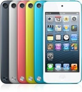 Айфон 5С обретет больше окрасок каркаса