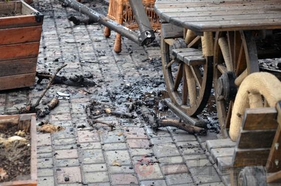 Детали резонансного пожара в Одессе (ФОТО)