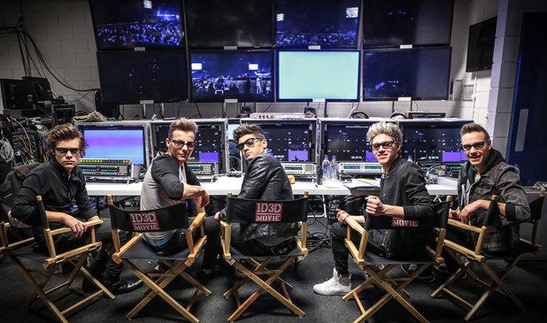 One Direction продемонстрировали первые фотографии из нового кинофильма (фото)