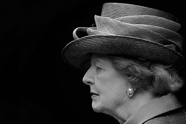 Маргарет Тэтчер в элементах спланировала собственные похороны