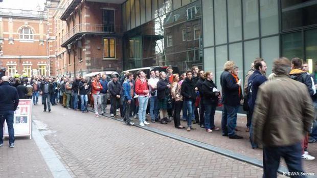 Евровидение-2013 прошло проверку выступлением в Амстердаме