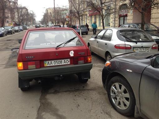 Леся Оробец попала в ДТП по пути на акцию под Межигорье