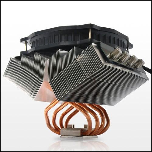 Scythe произвела кулер-великан для наиболее горячих CPU