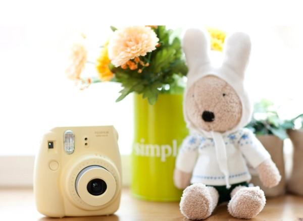 Fujifilm продемонстрировала фотоаппарат с мгновенной печатью