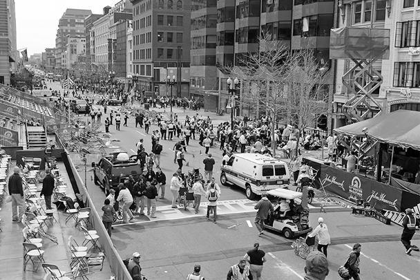 Английский бег могут упразднить из-за взрывов в Бостоне