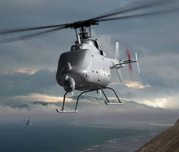 В Соединенных Штатах сделали беспилотный вертолет