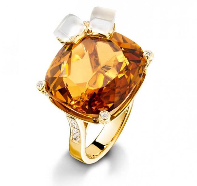 Летняя коллекция драгоценностей от Piaget (фото)