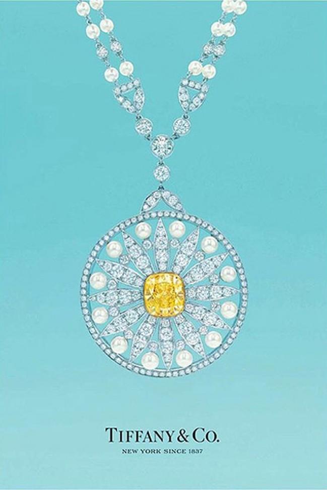 Ювелирные изделия от Tiffany&Co (фото)